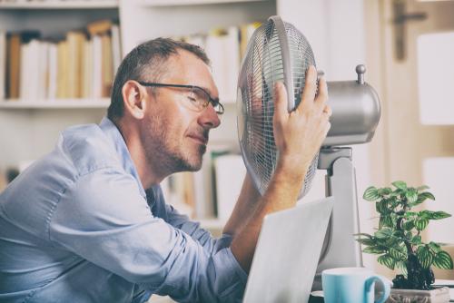 הכנת הבית לימים חמים